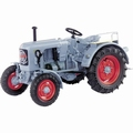 Eicher Traktor ED 16/II Grijs Grey 1/43