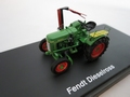 Fendt Dieselross  Groen  Green  1/43