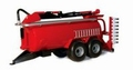 Case Aalwagen mest vervoer  Slurry wagon 1/32