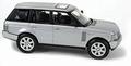 Range Rover Zilver Silver 1/32