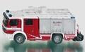 Mercedes Benz Brandweermet water kanon Alarm 1/87