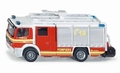 Mercedes Benz Brandweer met water kanon Pompiers 1/87