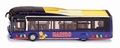 Lijn bus Haribo reclame City bus 1/87