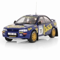 Subaru Impreza 555 # 1 Burns/Reid Rally of New Zealand 1994 1/18