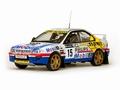 Subaru Impreza 555 #15 Holowczyc/Wislawski RAC Rally 1997 1/18