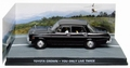 Toyota Crown Zwart  Black James Bond You only live twice  1/43