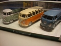 VW Volkswagen T1 set  1/43