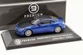 Subaru BRZ STI Tokyo auto salon 2012 Blauw Blue 1/43