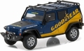 Jeep Wrangler Unlimited  Geel/Blauw Yellow/Blue
