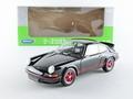 Porsche 911 Carrera RS  Zwart Black 1973 1/18