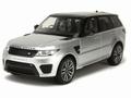 Range Rover Sport SVR Zilver Indus Silver 1/18