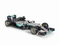 Mercedes Benz F1 W07 Hybrid Formule 1 2016 # 44 1/18