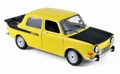 Simca 1000 Rallye 2 Geel Yellow 1/18