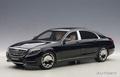 Mercedes - Maybach S-Klasse S600 Zwart 1/18