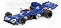 Ford Tyrrel Jakie Stewart Word Champion F1  1973 # 5  1/43