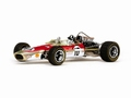 Lotus 49 # 10 Graham Hill 1968 Spanish grand prix winner  F1 1/18
