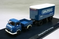 Hanomag with trailer  Grundig 1/43