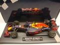 Red Bull Racing Max Verstappen RB 12 1st Win Spanish GP 2016 1/18