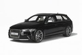 Audi RS4 B8 Zwart Panther Black 1/18