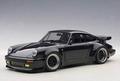 Porsche 911 ( 930 ) Turbo Wangan Midnight Black Bird 1/18