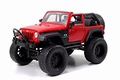 Jeep Wrangler Cabrio 2007 Rood Red 1/24