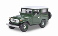 Toyota FJ 40 Land Cruiser Groen  Green 1/24