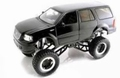 Ford Expedition High Profiele zwart   black 1/24