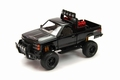 Chevrolet 454 SS pick up truck 1992 zwart  black 1/24