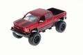 Chevrolet 2014 Chevy Silverado Rood  Red 1/24
