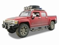 Hummer H3 T  2009  Rood Red  Pick up 1/26