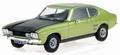 Ford Capri Groen  Green 1/43
