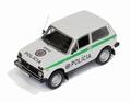 Lada Niva Policia  Slovak Republik Police Politie 1/43