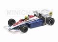 Tholeman Hart TG 183 B Ayrton Senna Monaco GP1984 1/18