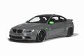 BMW M3  E92 Grijs -  Grey  1/18