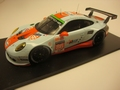 Porsche 911 RSR # 86 Le Mans 2016 Gulf 1/18