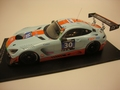 Mercedes AMG GT3 # 30 2nd 24H Paul Ricard 2016 Gulf 1/18