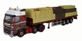 Volvo  FH Fladbed & Load 1/50
