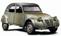 Citroen 2 cv A 1950 Grijs  Grey 1/18