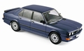 BMW M 535 i 1987 Blauw metallic Blue 1/18