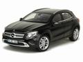 Mercedes Benz GLA CLASS 2014 Zwart Black 1/18