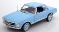 Mercedes Benz 230 SLPagode  1963-1967 L blauw -  L Blue 1/18