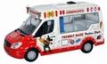 Mercedes Benz Sprinter Cornotas ice cream  1/43