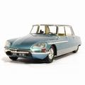 Citroen DS21 Chapron 1969 L Blauw L Blue 1/18