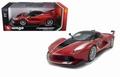 Ferrari FXX K # 10  Rood Red 1/18