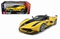 Ferrari FXX K # 15 Geel Yellow 1/18