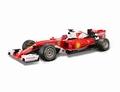 Ferrari SF16 H  S Vettel #5 Shell UPS F1 Formule 1 1/18