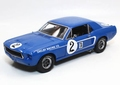 Ford Shelby Mustang # 2 Dan Gurney 1968 Shelby Racing co, 1/18