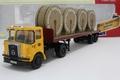 Atkinson Borderer Fladbed tailer & reels CC12512 1/50