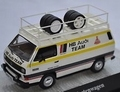 VW T3 Volkswagen bus  HB Audi Team 1/43