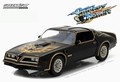 Pontiac Tran Am  Firebird 1977 Smokey and the Bandit 1/18